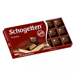 "Шоколад ""Trumpf"" Schogetten Tiramisu"