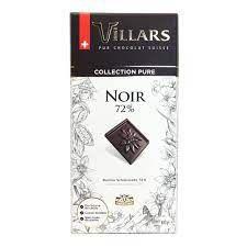 Шоколад Villars Noir