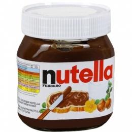 Шоколадная паста Nutella