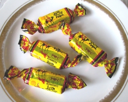 "Шоколадные конфеты Рахат ""Алтын Кум"""