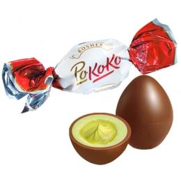 """Шоколадные конфеты """"РоКоКо"""" Roshen De Luxe, крем нежный"""