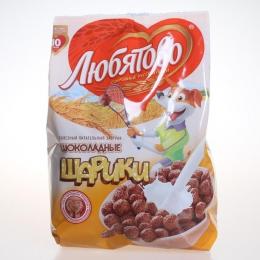 Шоколадные шарики «Любятово»