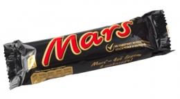 Шоколадный батончик Mars