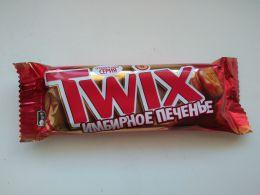 Шоколадный батончик Twix Имбирное печенье