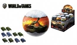 """Шоколадный шар с сюрпризом Конфитрейд """"World of Tanks"""""""