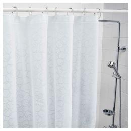 Штора для ванной IKEA Иннарен