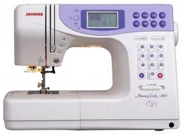 Швейная машина Janome Memory Craft 4900 QC