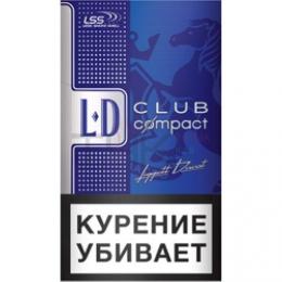 Сигареты LD compact 100'S blue
