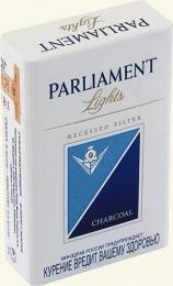 Сигареты Parliament Lights