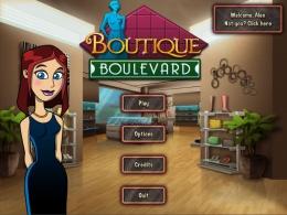 """Симулятор """"Boutique Boulevard"""""""