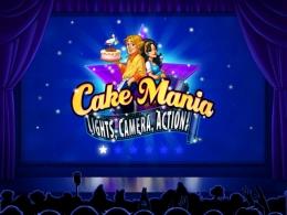 "Симулятор ""Cake Mania: Lights, Camera, Action!"""