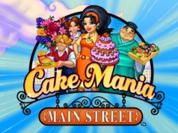 "Симулятор ""Cake Mania: Main Street"""