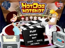 """Симулятор """"Hotdog Hotshot"""""""