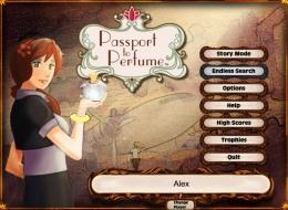"""Симулятор """"Passport to Perfume"""""""