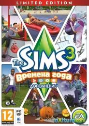 """Симулятор жизни """"The Sims 3: Времена года"""