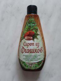 Сироп из фиников без сахара «Русские традиции»