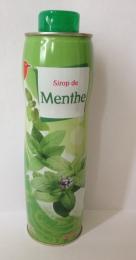 Сироп мятный Sirop de menthe Auchan