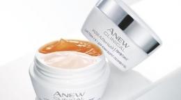 """Система Avon Anew Clinical 2 в 1 для кожи вокруг глаз """"Идеальный лифтинг"""" крем+ гель"""