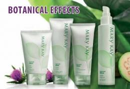 """Система по уходу за кожей """"Botanical Effect"""" для нормальной и сухой кожи Mary Kay"""