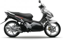 Скутер Yamaha Nouvo