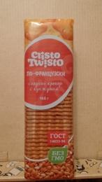 "Сладкий крекер ""Cristo Twisto"" по французски с кунжутом ""Белогорье"""