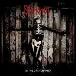 Музыкальный альбом Slipknot - .5: The Gray Chapter (2015)