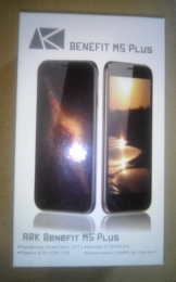 Смартфон ARK Benefit M5 Plus