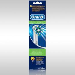 Сменные насадки для электрической щетки Oral-B Cross Action