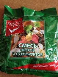 """Смесь из орехов и сухофруктов """"Красная цена"""""""