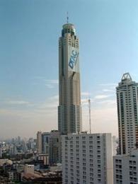 Смотровая площадка Baiyoke Sky в Бангкоке (Таиланд)
