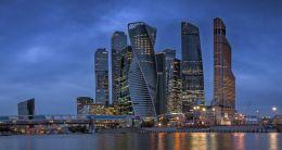 Смотровая площадка Москва-Сити (Россия, Москва)