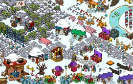 "Игра ""Smurfs Village"" для Android"