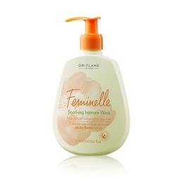 """Смягчающее средство для интимной гигиены Oriflame """"Феминэль"""" Feminelle Soothing Intimate Wash"""