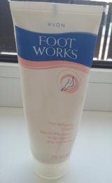 Смягчающий крем для ступней Avon Foot Works