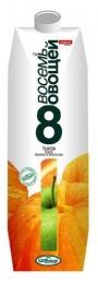 """Сок """"Балтимор: 8 овощей"""" тыква + яблоко и апельсин"""