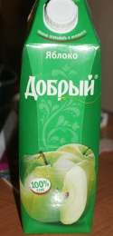 "Сок ""Добрый"" Яблоко"