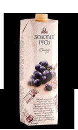 "Нектар ""Золотая Русь"" виноград"
