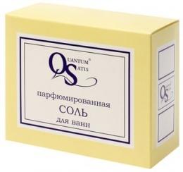"""Соль для ванн Черлин """"Quantum Satis"""" парфюмированная"""