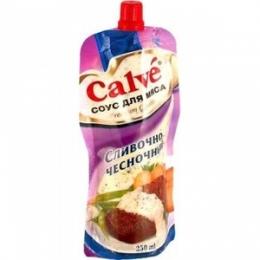 Соус Calve для мяса сливочно-чесночный