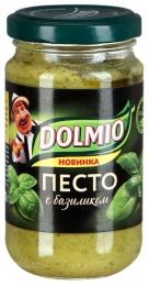 """Соус Dolmio """"Песто с базиликом"""""""