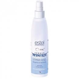 """Спрей-уход """"Estel Professional"""" Curex Versus Winter Защита и питание для всех типов волос"""