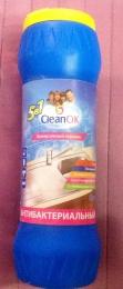 """Средство чистящее порошкообразное """"CleanOK"""" универсальный порошок антибактериальный 5 в 1"""