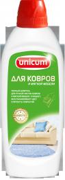 Пенный шампунь для ковров и мягкой мебели Unicum