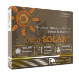 """Средство для красивого и темно-коричневого загара Olimp Labs """"Beta-Solar"""""""