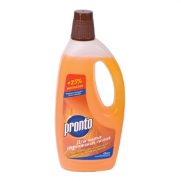 Средство для мытья деревянных полов Pronto