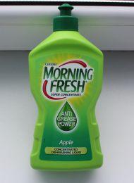 Средство для мытья посуды Morning Fresh Apple Crease Power