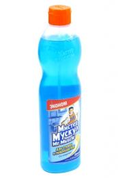 Средство для стекол и поверхностей со спиртом Mr. Muscle Эконом