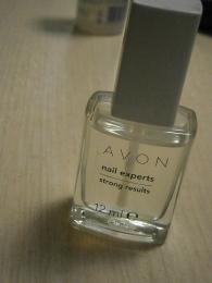 """Средство для укрепления и роста ногтей Avon Nail Experts """"Хорошие результаты"""""""