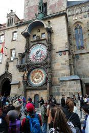 Староместская ратуша в Праге (Чехия)