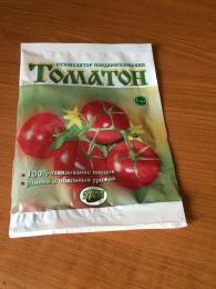"Стимулятор плодообразования ""Томатон"" Ортон"